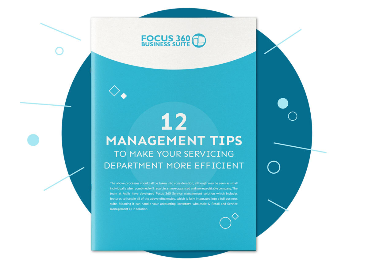 12 Management Tips to Make Your Servicing Department More Efficient